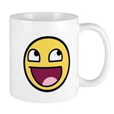 Awesome Smiley Mugs