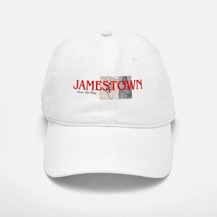 ABH Jamestown Baseball Baseball Cap