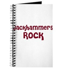 Jackhammers Rock Journal