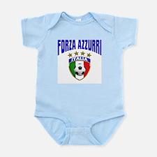 Forza Azzurri 2012 Infant Bodysuit