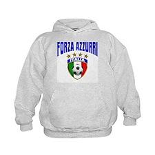 Forza Azzurri 2012 Hoodie