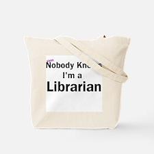 Librarian Pride Tote Bag