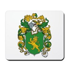 Tyson Coat of Arms Mousepad