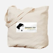 Cute Virginia woolf Tote Bag