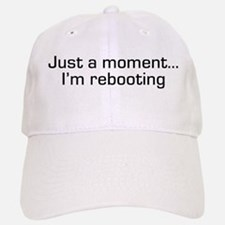 I'm Rebooting Cap