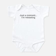 I'm Rebooting Infant Bodysuit
