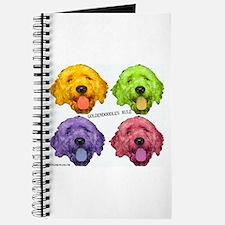 Goldendoodles Rule Journal