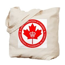 Chess Federation of Canada Tote Bag
