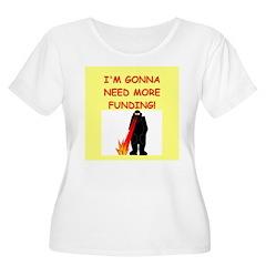 funny biology joke T-Shirt