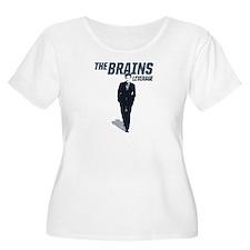 Leverage Brains T-Shirt