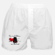 Sew Much Fabric Boxer Shorts