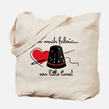 Sew Much Fabric Tote Bag