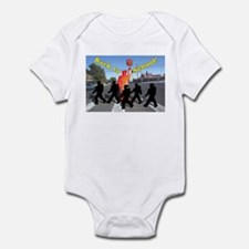 Cute Crosswalk Infant Bodysuit