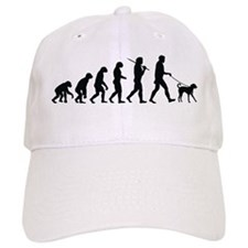 Walking The Dog Baseball Cap