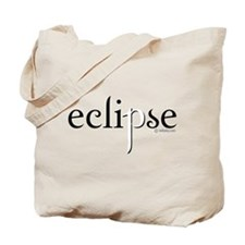 Eclipse Black and White by Twibaby Tote Bag