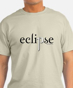 Eclipse Black and White by Twibaby T-Shirt