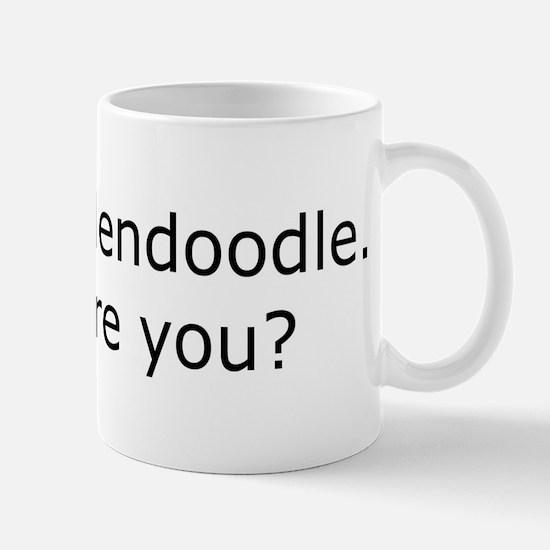 Plain and simple Mug
