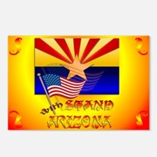Stand With Arizona Postcards (Package of 8)