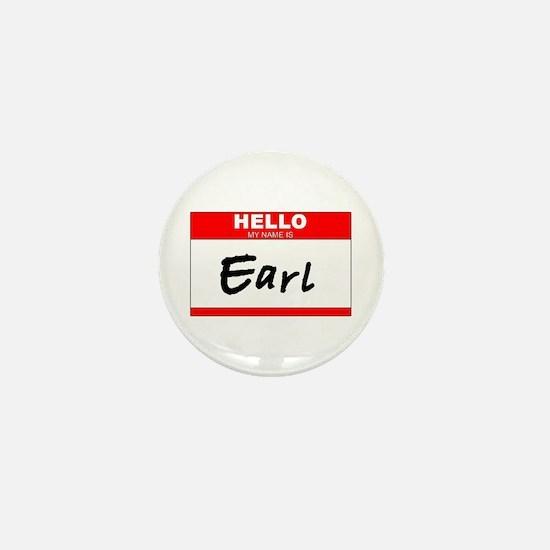 Earl Mini Button