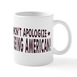Proud American Eagle Mug