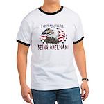 Proud American Eagle Ringer T