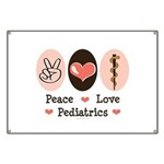 Peace Love Pediatrics D.O. Banner