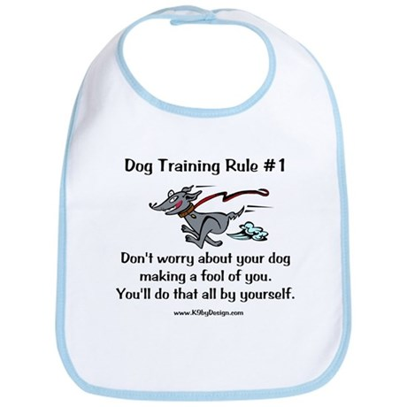 Trainer Fool Bib