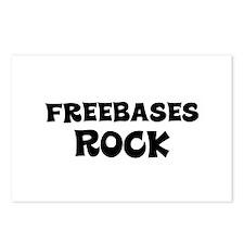 Freebases Rock Postcards (Package of 8)
