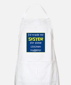 SISTER FOR NUGGETS Apron