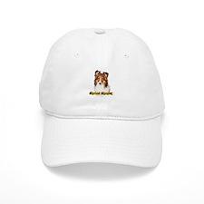 Shetland Sheepdog-Sheltie Baseball Cap