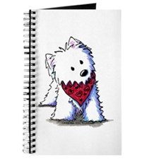 Kissing Bandit Westie Journal