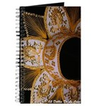 Black and Gold Charro Hat Journal