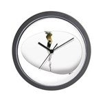 Hatching Chick Wall Clock