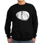 Hatching Chick Sweatshirt (dark)