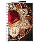 Red Charro Hat Journal