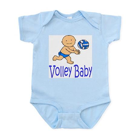 Volleyball baby joshua infant creeper infant bodysuit cafepress com