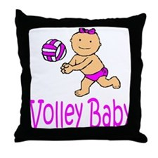 Volley Baby Madison Throw Pillow