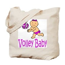 Volley Baby Madison Tote Bag