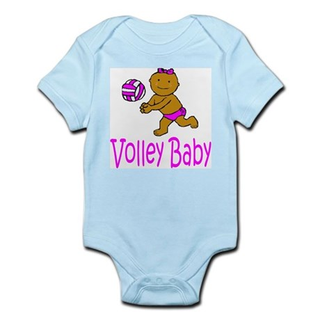 Volley Baby Hannah Infant Creeper