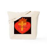 Sacred Heart/Sagrado Corazon Tote Bag