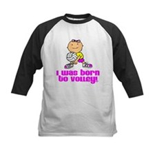 Born to Volley Isabella Tee