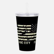USS Hué City Acrylic Double-wall Tumbler