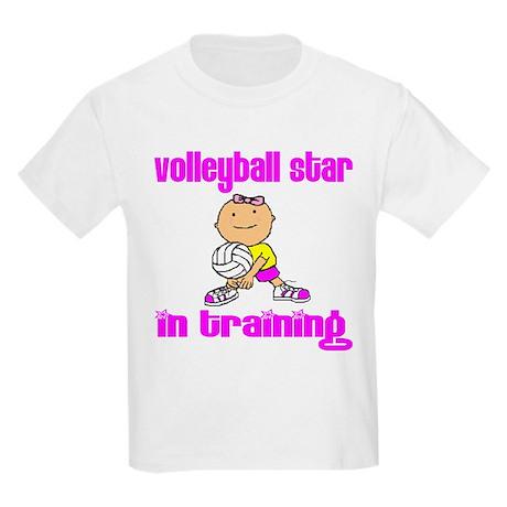 Star in Training Isabella Kids T-Shirt