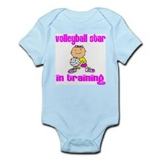 Star in Training Isabella Infant Creeper