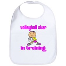 Star in Training Isabella Bib