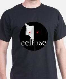Eclipse Dark Night by Twibaby T-Shirt