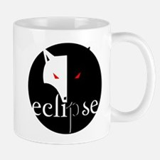 Eclipse Dark Night by Twibaby Mug