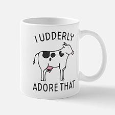 I Udderly Adore That Mug