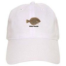 Winter Flounder Baseball Cap
