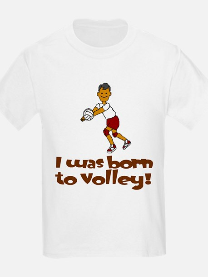 Born to Volley Daniel Kids T-Shirt